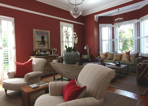 Winelands Package Trevoyan Guesthouse Living Room