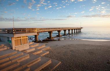 8 Day Eastern Cape Beach & Safari Package Port Elizabeth Pier