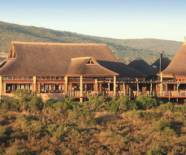 Garden Route and Game Lodge Lodge Exterior
