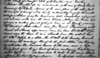 Deeds for Elisha MORRIS of Beaufort County