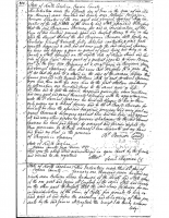 Lewis ANDERSON to James McINTOSH (1797)
