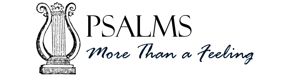 Psalms: More Than a Feeling Archives | East Charlotte Pres