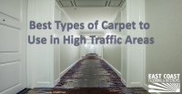 what type of carpet is best for high traffic areas