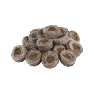 Jiffy 7C - 30mm Coco Coir Plug