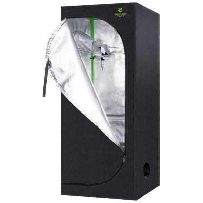 Green Box Tent 90x60x90