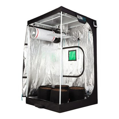 BloomBoxx Grow Tent (1.2 x 1.2 x 1.2m) 11