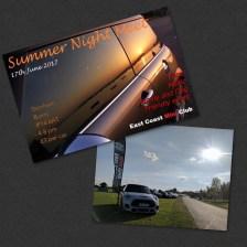 Summer evening meet 2017 1