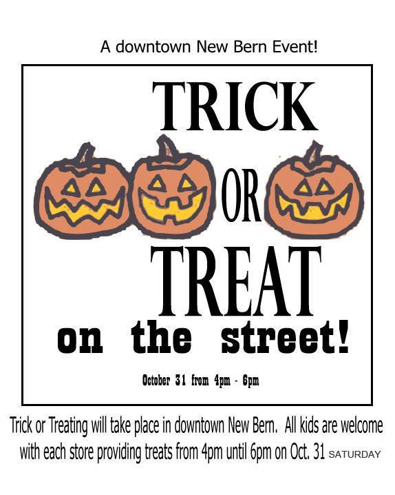 New-Bern-Trick-or-Treat