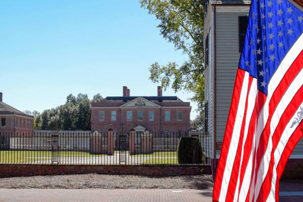 veteransdaytryonpalace