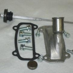 Kohler Mand Racing Parts 2000 Mustang V6 Radio Wiring Diagram East Coast Pulling Cam Cover Dipstick Kit