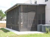 How To Build A Screened Patio Enclosure - Patio Ideas