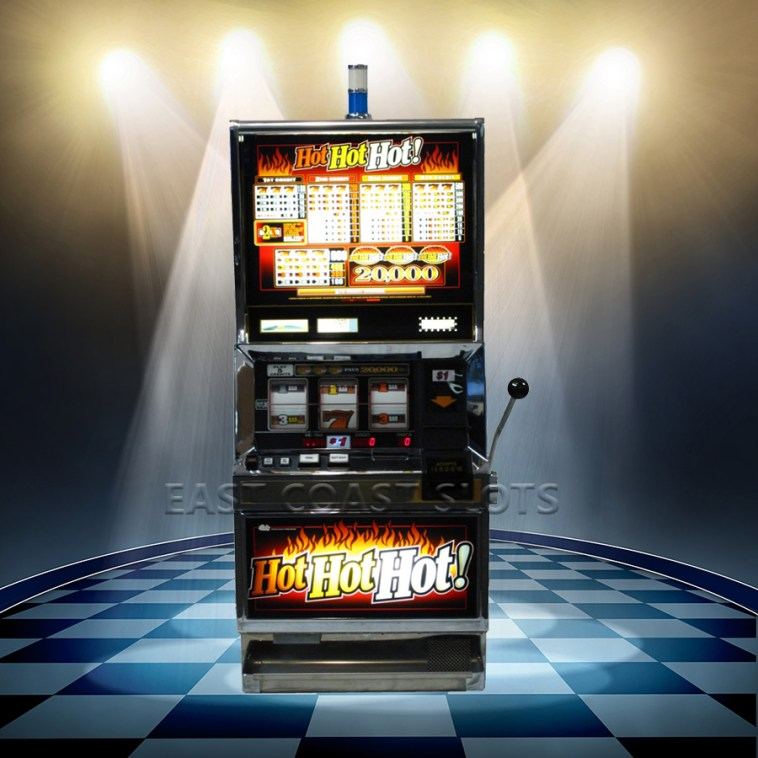 Bally S6000 Machines For Sale East Coast Slots