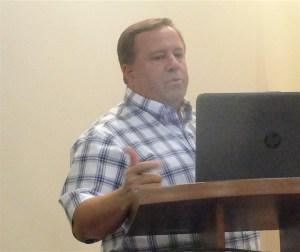 Bob Ott, Cobb 2018 budget adoption, Ott town hall meeting
