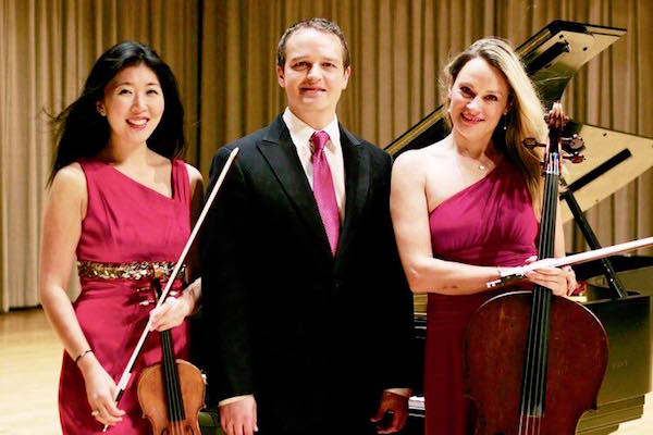 The Summit Trio, St. Catherine's Episcopal Church, East Cobb weekend events