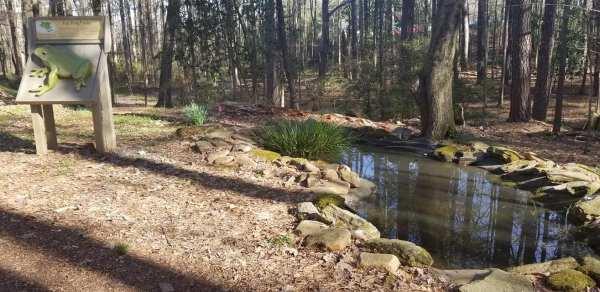 Wright Center wildlife sanctuary