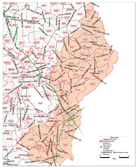 Map Of Georgia 6th Congressional.East Cobb Politics Elections Archives East Cobb News