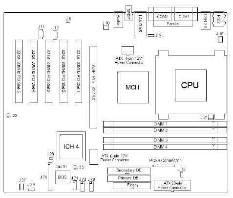 Informationen zum Fujitsu-Siemens-Mainboard D1356