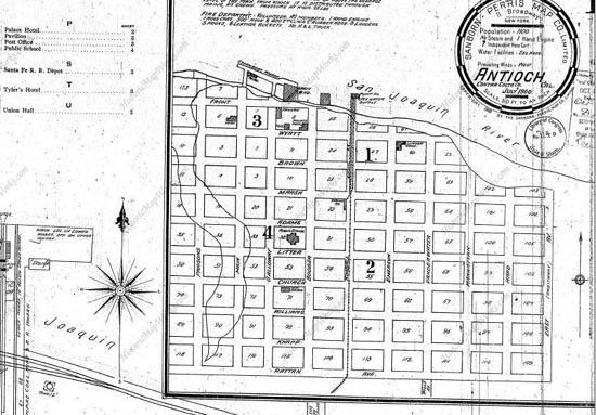 1900 Antioch