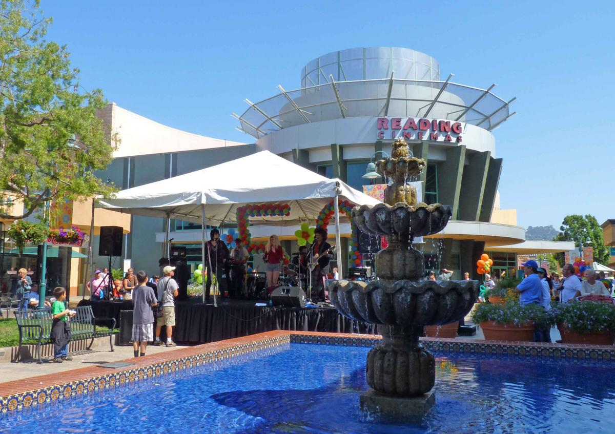 CHANGES ON HORIZON FOR GROSSMONT CENTER  VICINITY  East