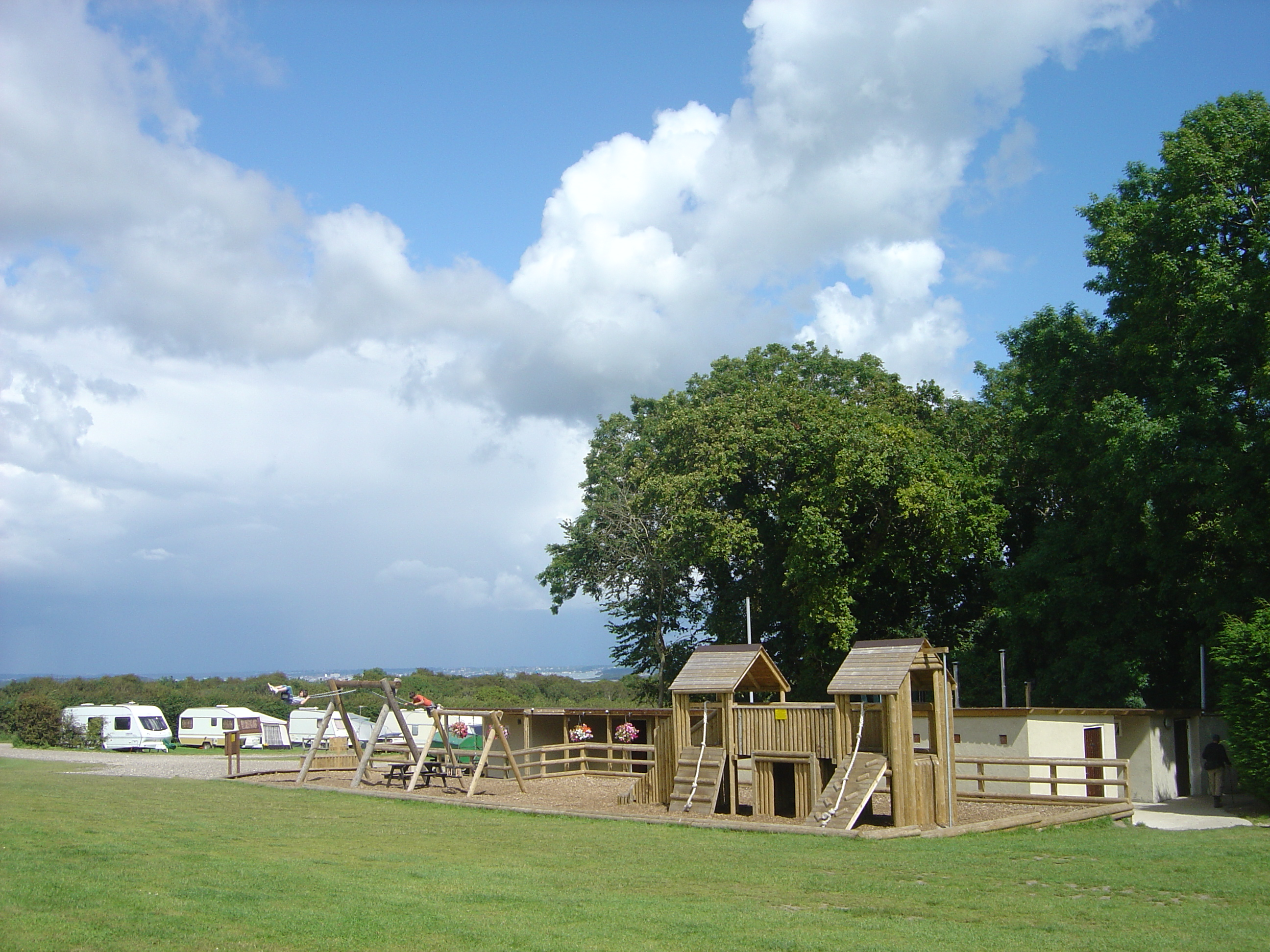 East Creech Holiday Cottage And Campsite
