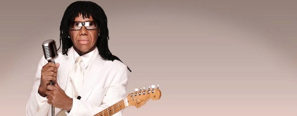 Nile Rodgers wants YOU to dance!