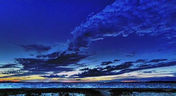Noyac Bay Sunset | Rick Gold