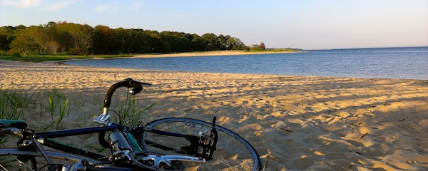East Hampton is looking into innovative new ways to get people to ride their bikes.