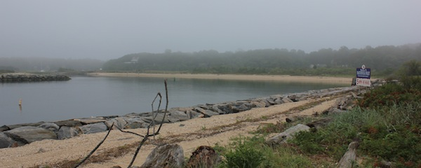 The Army Corps of Engineers is expecting to dredge Mattituck Inlet this fall