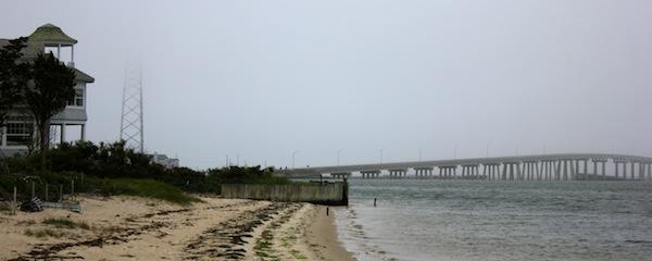 Western Shinnecock Bay is suffering from severe nitrogen overload.