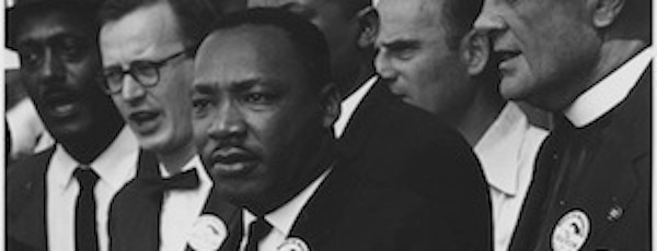 Martin Luther King | National Archives photo
