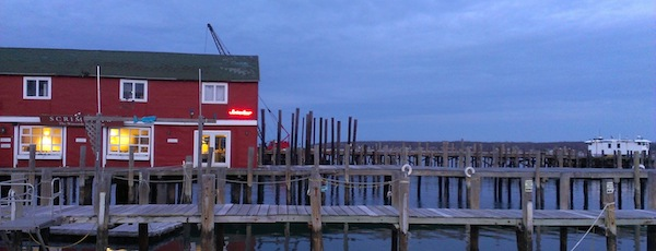 On the Waterfront, Greenport
