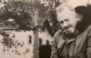 John Steinbeck at his dock on the Sag Harbor Cove