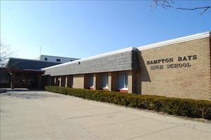 Hampton Bays High School
