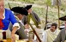 The New York Third Regiment Revolutionary War Reenactors