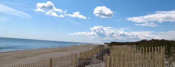 Sagaponack, beach fences.