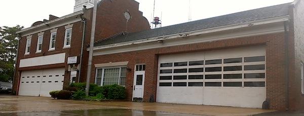 Riverhead's Second Street Firehouse