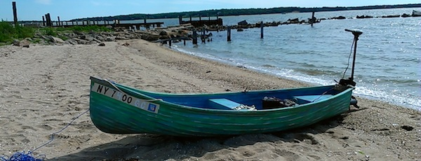 Electric boat, Peconic Bay