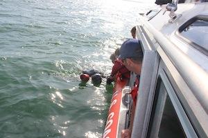 Rescuing Oriskany.