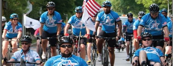 Soldier Ride will make its way through the far east end of the South Fork Saturday.