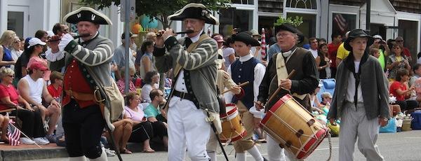 The Yankee Doodle dandies
