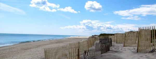 Senator Charles Schumer wants federal money restored for Long Island's beaches.