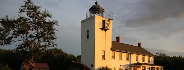Horton Point Light, Sumer Dusk
