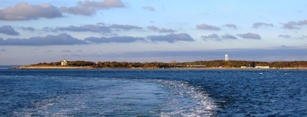 The approach to Plum Island | Courtesy Save the Sound