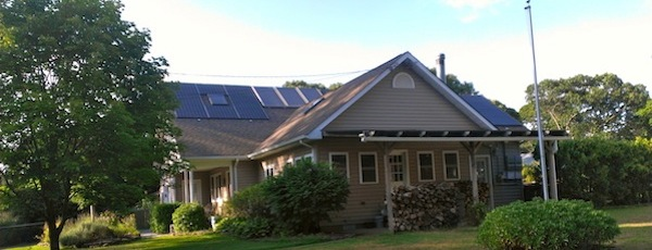 Long Island residents now have a new way to pay for solar panels on their houses.