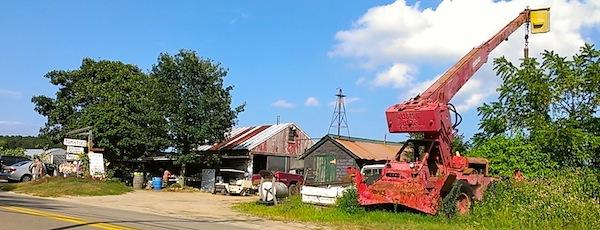 Last trip to the farm stand. Cooper's Farm, Mattituck