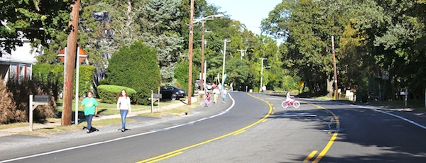Flanders Road will be repaved over the course of the next several weeks.