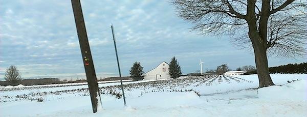 At Windmills