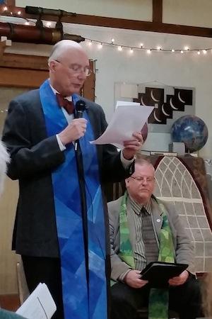 Pastor Jef Gamblée