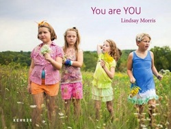 """Lindsay Morris book cover """"You Are You"""""""