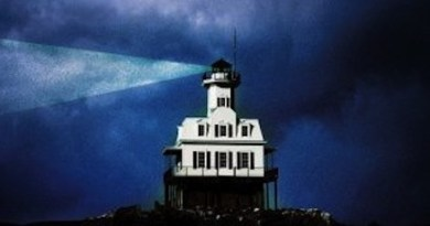"""Christopher Bollen's novel, """"Orient,"""" takes place almost entirely within view of Bug Light."""